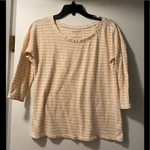 Old Navy striped tee small